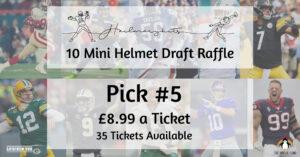 Oct Draft Pick 5